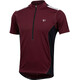 PEARL iZUMi Select Quest Short Sleeve Jersey Men port/black